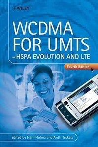 WCDMA for UMTS: HSPA Evolution and LTE, 4/e-cover