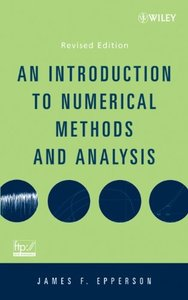 An Introduction to Numerical Methods and Analysis (Revised Edition)-cover