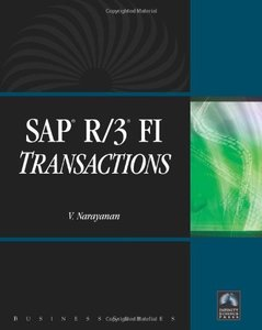 SAP R/3 FI Transactions-cover