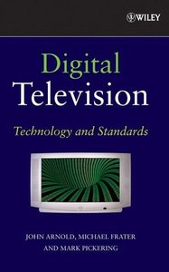 Digital Television: Technology and Standards (Hardcover)-cover