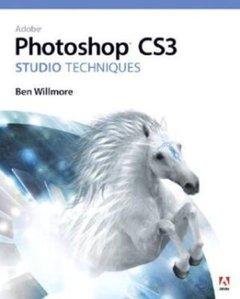 Adobe Photoshop CS3 Studio Techniques (Paperback)-cover