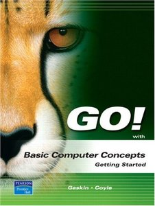 GO! with Computer Concepts Getting Started-cover
