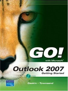 GO! with Outlook 2007 Getting Started-cover