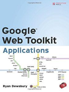 Google Web Toolkit Applications (Paperback)-cover