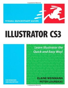 Illustrator CS3 for Windows and Macintosh-cover