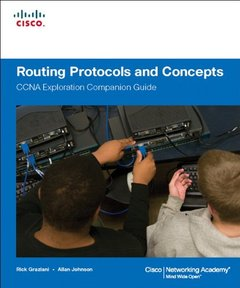 Routing Protocols and Concepts, CCNA Exploration Companion Guide, 2/e-cover