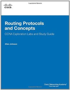 Routing Protocols and Concepts, CCNA Exploration Labs and Study Guide, 2/e-cover
