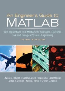 An Engineers Guide to MATLAB, 3/e (Paperback)-cover