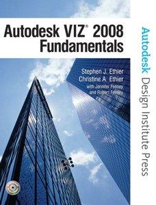 Autodesk VIZ 2008 Fundamentals-cover