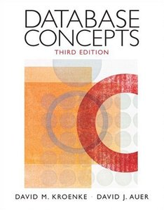 Database Concepts, 3/e-cover