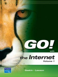 GO! with Internet Volume 1