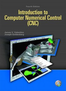 Introduction to Computer Numerical Control, 4/e-cover