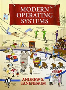 Modern Operating Systems, 3/e  (Hardcover)(美國原版)-cover