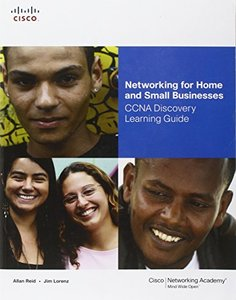 Networking for Home and Small Businesses, CCNA Discovery Learning Guide-cover