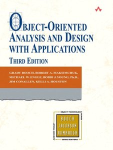 Object-Oriented Analysis and Design with Applications, 3/e (Hardcover)-cover