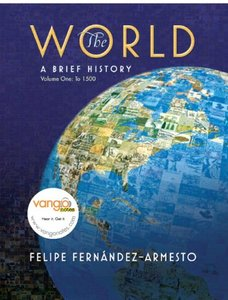 The World: A Brief History : To 1500-cover