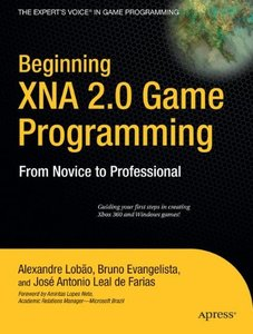Beginning XNA 2.0 Game Programming: From Novice to Professional-cover