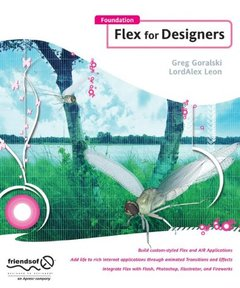 Foundation Flex for Designers (Paperback)-cover