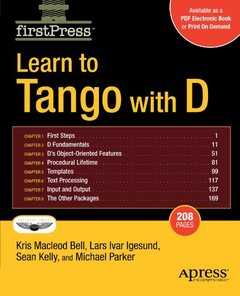 Learn to Tango with D-cover