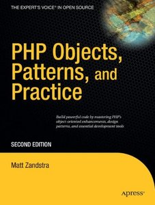 PHP Objects, Patterns and Practice, 2/e (Paperback)-cover