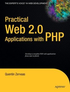 Practical Web 2.0 Applications with PHP-cover