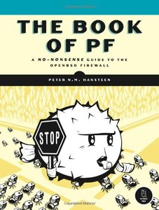 The Book of PF: A No-Nonsense Guide to the OpenBSD Firewall-cover