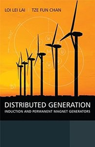 Distributed Generation: Induction and Permanent Magnet Generators-cover