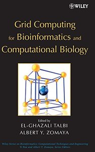 Grid Computing for Bioinformatics and Computational Biology (Hardcover)-cover