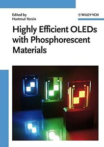 Highly Efficient OLEDs with Phosphorescent Materials-cover