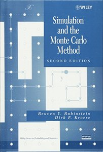Simulation and the Monte Carlo Method, 2/e-cover