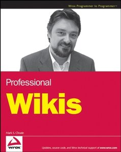 Professional Wikis (Paperback)-cover