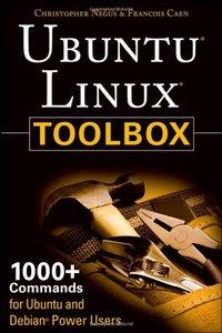 Ubuntu Linux Toolbox: 1000+ Commands for Ubuntu and Debian Power Users (Paperback)-cover