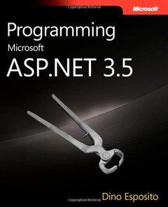 Microsoft ASP.NET 3.5 Developer Reference (Paperback)-cover
