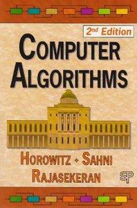 Computer Algorithms, 2/e (Paperback)-cover