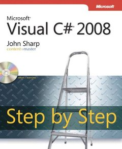 Microsoft Visual C# 2008 Step by Step-cover