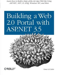 Building a Web 2.0 Portal with ASP.NET 3.5 (Paperback)-cover