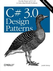C# 3.0 Design Patterns-cover