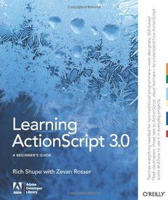 Learning ActionScript 3.0: The Non-Programmer's Guide to ActionScript 3.0-cover