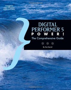 Digital Performer 5 Power! (Paperback)-cover