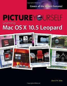 Picture Yourself Learning Mac OS X 10.5 Leopard-cover