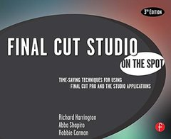 Final Cut Studio On the Spot, 3/e-cover