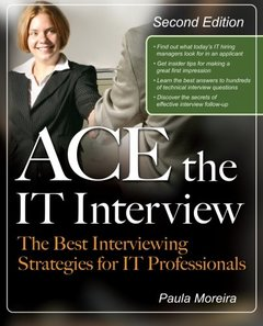 Ace the IT Job Interview, 2/e (Paperback)-cover