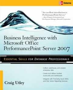 Business Intelligence with Microsoft Office PerformancePoint Server 2007 (Paperback)-cover