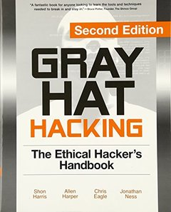 Gray Hat Hacking, 2/e-cover
