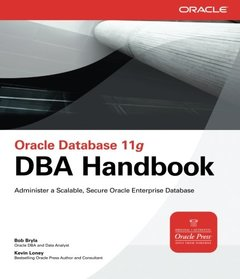 Oracle Database 11g DBA Handbook (Paperback)-cover