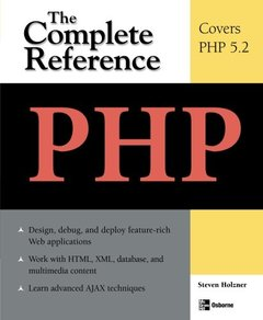 PHP: The Complete Reference (Paperback)-cover