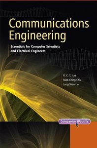Communications Engineering: Essentials for Computer Scientists and Electrical Engineers (Hardcover)-cover