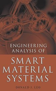 Engineering Analysis of Smart Material Systems-cover