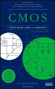 CMOS Circuit Design, Layout, and Simulation, 2/e增訂版-cover