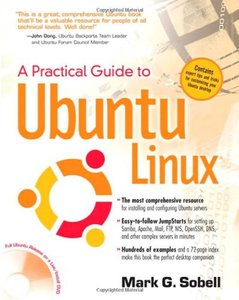 A Practical Guide to Ubuntu Linux-cover